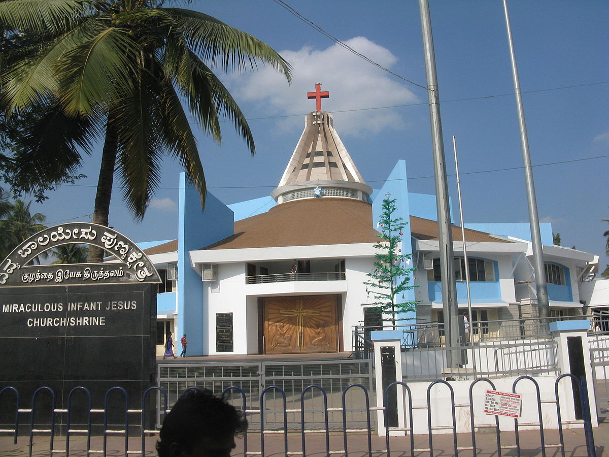 Image result for Infant Jesus Church
