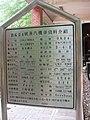 Information board of TRA BK24 in NCKU.jpg