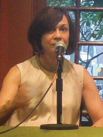 Inga Saffron - Inga Saffron in October 2013