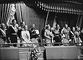 Inhuldiging koningin Juliana. Officieel slot van de feestweek. Gala-concert in h, Bestanddeelnr 900-0243.jpg