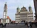 Innenstadt - St. Ulrich-Dom, Augsburg, Germany - panoramio (1).jpg
