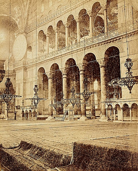 Dosya:Inside of Hagia Sophia 1 (cropped).jpg