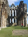 Inside the Whitby Abbey Ruins - panoramio (5).jpg