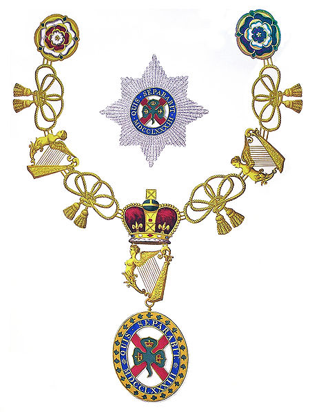 File:Insignia of Knight of St Patrick.jpg
