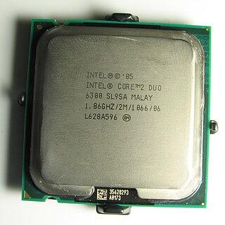 Conroe (microprocessor)