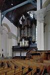 interieur, aanzicht orgel, orgelnummer 556 - groningen - 20349155 - rce