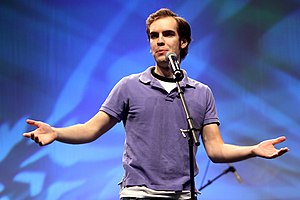 Jack Douglass - Douglass at VidCon 2012
