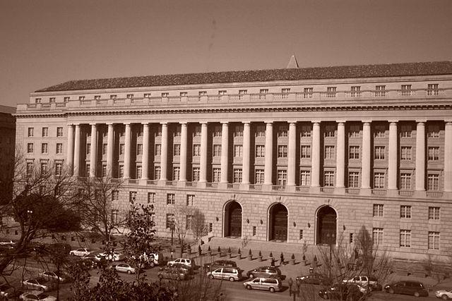 Internal Revenue Service Building, From WikimediaPhotos