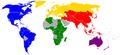 International Badminton Federation member nations.PNG