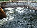 Invergarry Power Station - Tailrace - geograph.org.uk - 55937.jpg