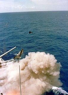 USS <i>Iowa</i> turret explosion
