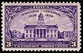 Iowa Territorial centennial stamp 3c 1938 issue.JPG