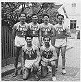 Iran Basketball team in Olympic 1948 in Lindon.jpg
