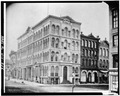 Iron Block, 205 East Wisconsin Avenue, Milwaukee, Milwaukee County, WI HABS WIS,40-MILWA,14-8.tif