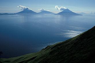 Islands of Four Mountains - Islands of Four Mountains
