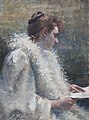 Ivana Kobilca - Parizanka s pismom (2).jpg
