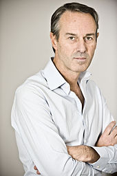 Portrait photo of Ivo van Hove