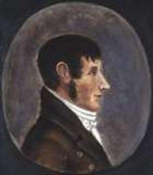 1833 in Norway - Jørgen Aall