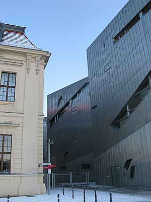 The Jewish Museum Berlin, Germany (architect: ...