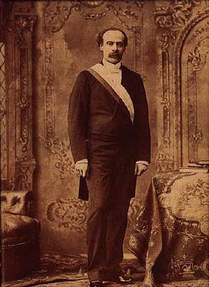 José Manuel Balmaceda - President José Manuel Balmaceda