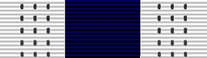 Chairman of the Joint Chiefs of Staff Joint Distinguished Civilian Service Award - Ribbon of the medal