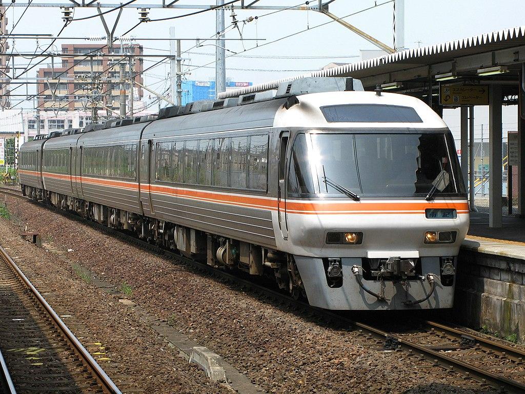 JRC Kiha85 Series01