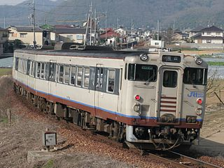 Tsuyama Line