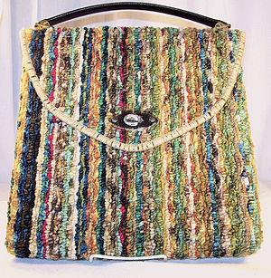 Carpet bag - 1964 carpet bag