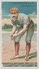 Jack Glasscock, Indianapolis Hoosiers, baseball card portrait LCCN2007680740.tif