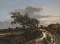 Jacob van Ruisdael - Dune Landscape near Haarlem.jpg