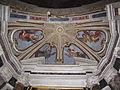 Jacopo Vignali, affreschi della volta della cappella di santa caterina.JPG
