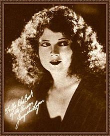 Publicity photo of Jacqueline Logan from The Blue Book of the Screen by Ruth Wing (1923)
