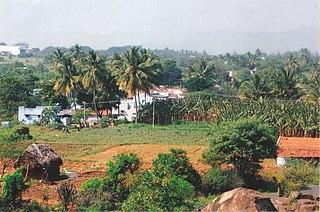 Jadayampalayam Pudur village in Tamil Nadu, India