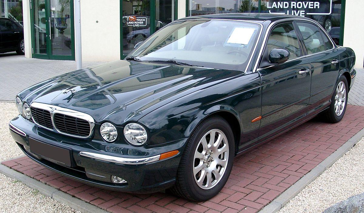 Jaguar XJ6 front 20080517.jpg