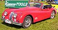 Jaguar XK140 Drophead Coupe 1955.jpg