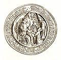 Jahrbuch MZK Band 03 - mittelalterliche Siegel Fig 25 Benediktinerstift Schottenkloster 2.jpg