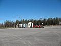 James Bay Road fuel station.jpg