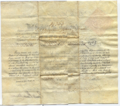 James William Munday's Master's Certificate, 1862-11-06, p2.png