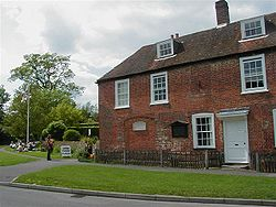 Jane Austen (House in Chawton).jpg