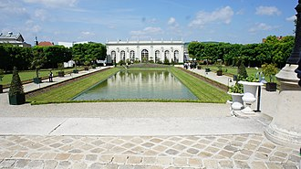 Avenue de Champagne - Image: Jardin 09467