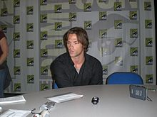 Jared Padalecki 2008 Comic-Con 02.jpg