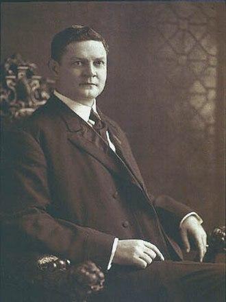Louisiana gubernatorial election, 1908 - Image: Jared Young Sanders