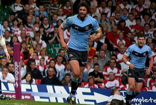 Jason Cayless New Zealand rugby league player
