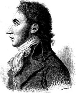 French political figure of the revolutionary period