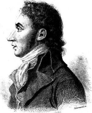 Jean-Lambert Tallien - Tallien during the Parisian Revolt of 1789.