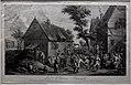 Jean daullé, i piaceri fiamminghi (da teniers), 1759 ca.jpg