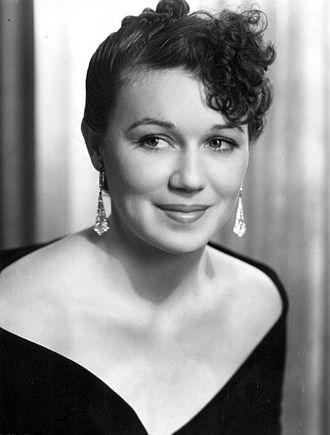 Jeanette Nolan - Nolan in 1935