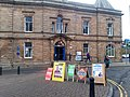 Jedburgh elections May 6 2021 at the Town Hall during Covid.jpg