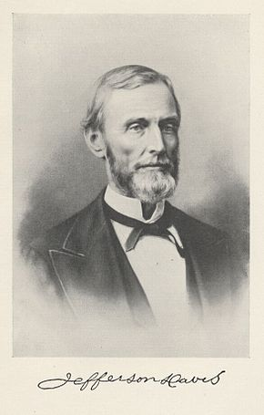 April 2: Jefferson Davis. Jefferson Davis - Project Gutenberg eText 15393.jpg