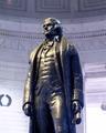 Jefferson statue at the Jefferson Memorial, Washington, D.C LCCN2011630749.tif